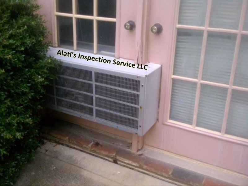 Air Conditioner in the Door