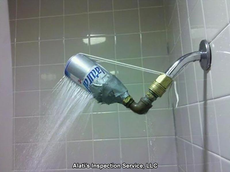 Crazy Plumbing